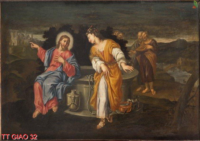 TT Giao 32 - Tranh tôn giáo TT Giao 32