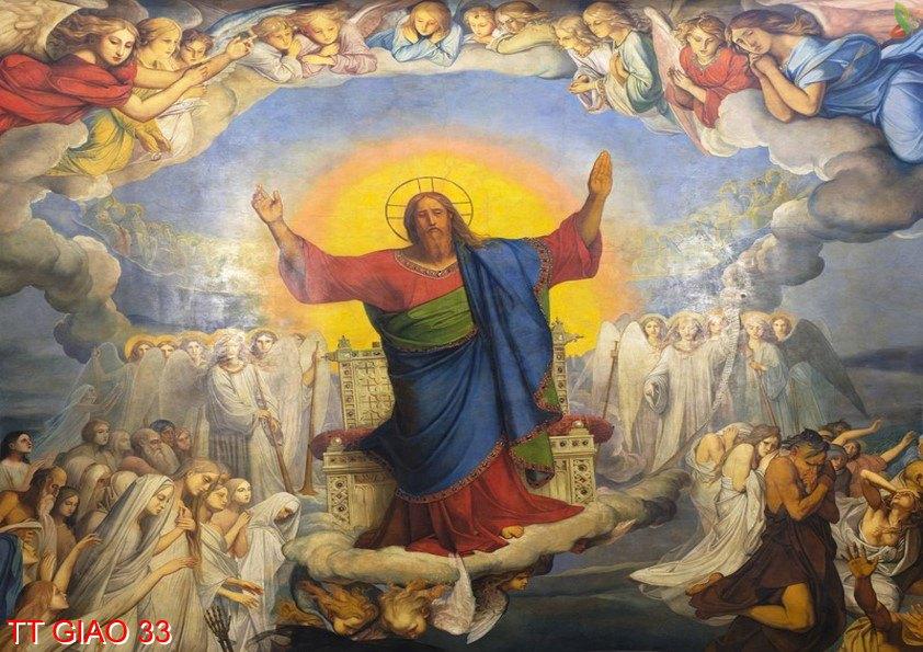 TT Giao 33 - Tranh tôn giáo TT Giao 33