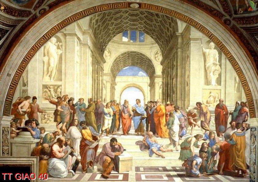 TT Giao 40 - Tranh tôn giáo TT Giao 40