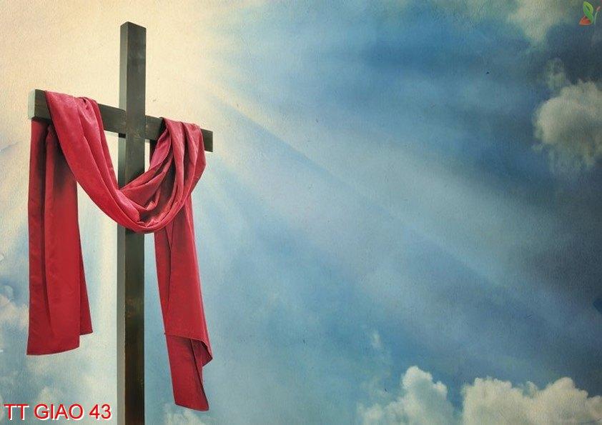 TT Giao 43 - Tranh tôn giáo TT Giao 43