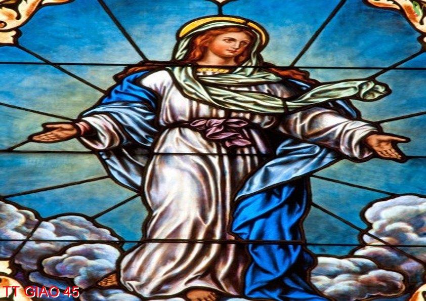 TT Giao 45 - Tranh tôn giáo TT Giao 45
