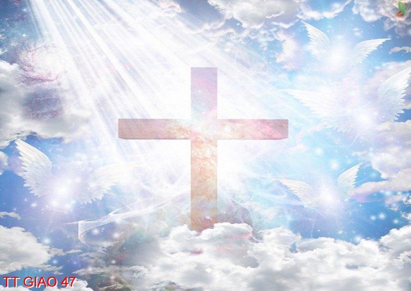 TT Giao 47 - Tranh tôn giáo TT Giao 47