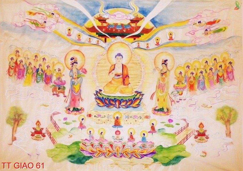TT Giao 61 - Tranh tôn giáo TT Giao 61