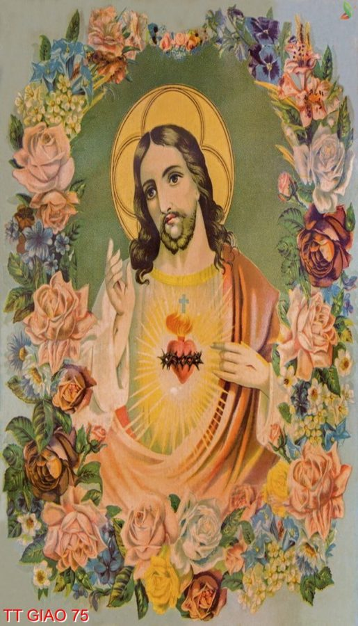 TT Giao 75 515x900 - Tranh tôn giáo TT Giao 75