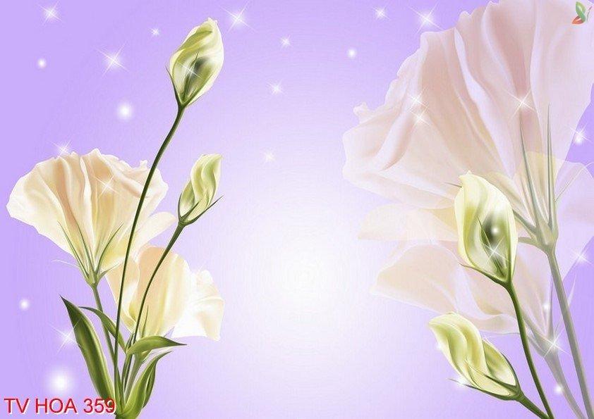 Tranh về hoa 359