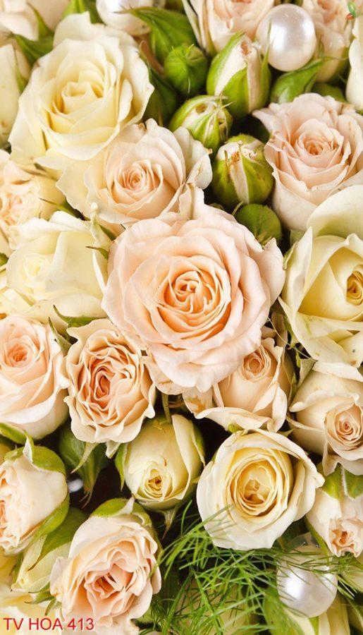 Tranh về hoa 413