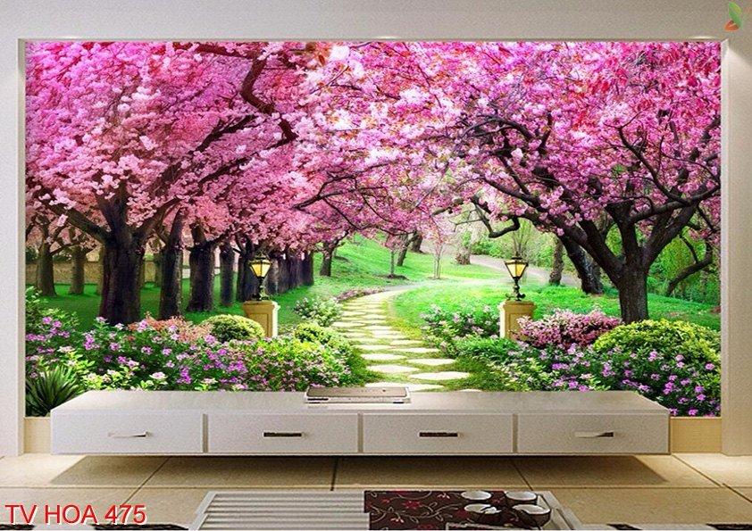TV Hoa 475 - Tranh về hoa TV Hoa 475