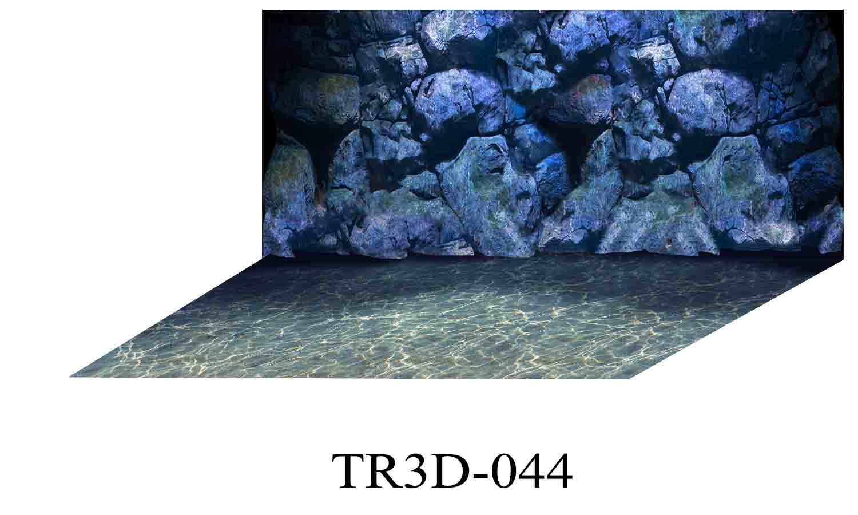 044 - Tranh hồ cá 044