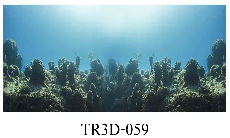 059 - Tranh hồ cá 059