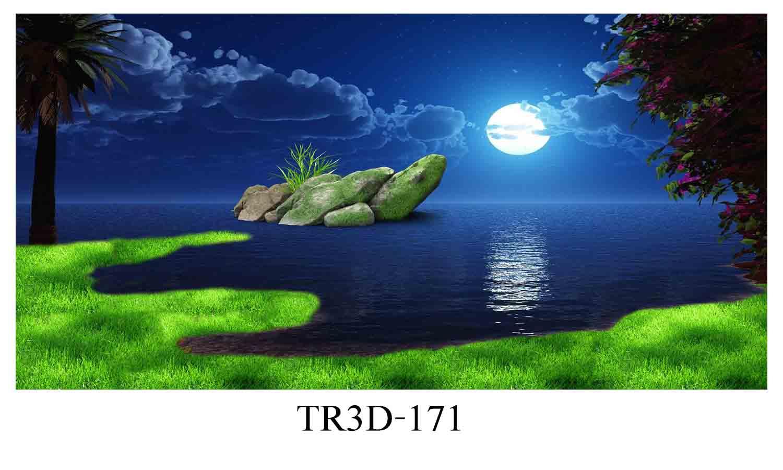 171 - Tranh hồ cá 171