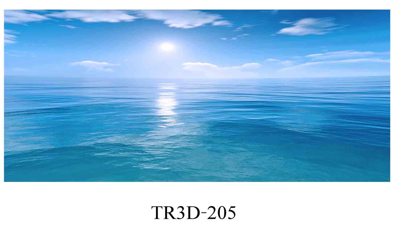 205 - Tranh hồ cá 205