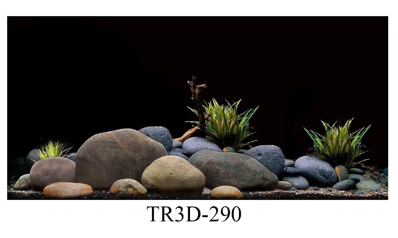 290 - Tranh hồ cá 290