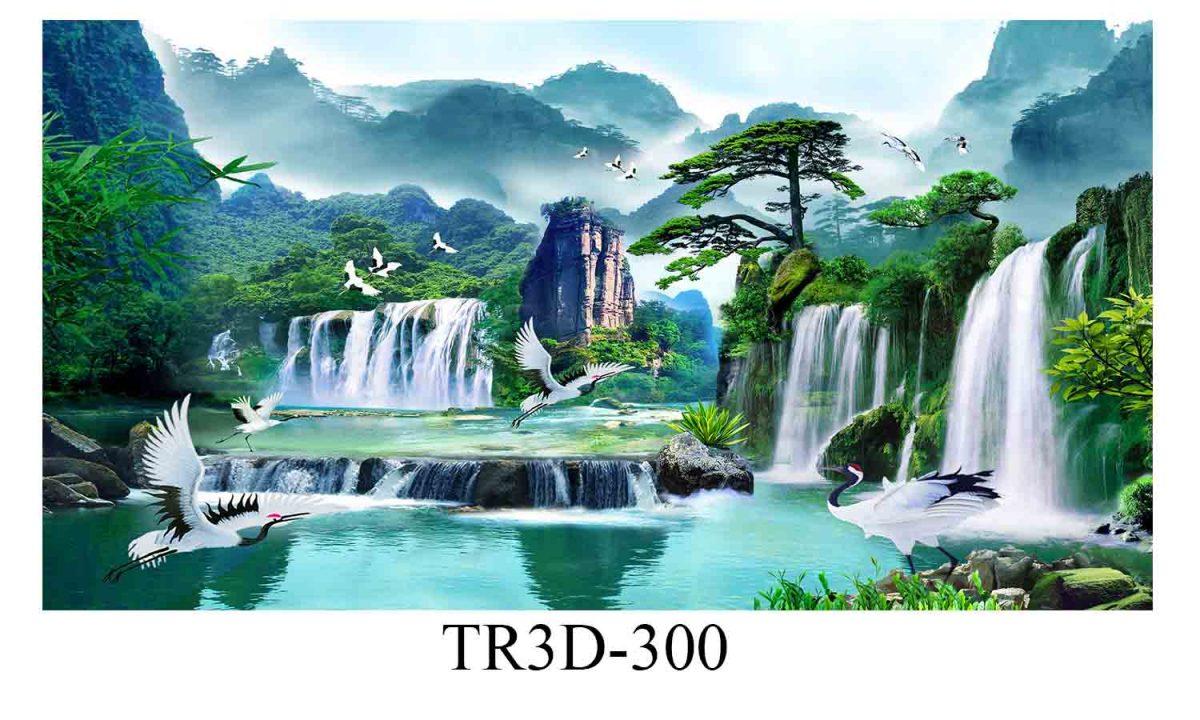 300 1200x720 - Tranh hồ cá 300