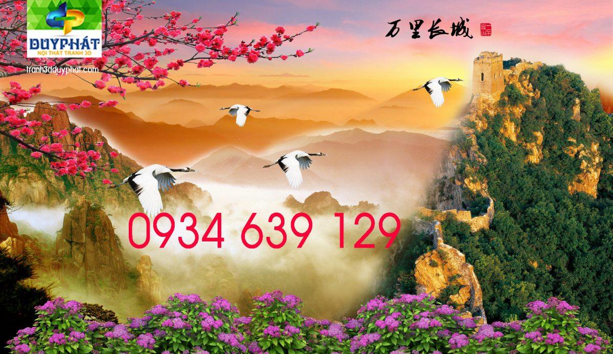 127 1200x692 - Tranh thiên nhiên dán tường đẹp
