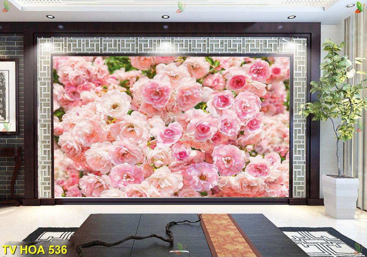 TV Hoa 536 - Tranh về hoa TV Hoa 356