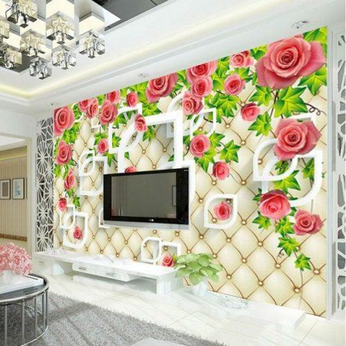 giay dan tuong 3d diem nhan cho ngoi nha ban 5 1 500x500 - Các mẫu giấy dán tường phù hợp với phòng khách hiện nay