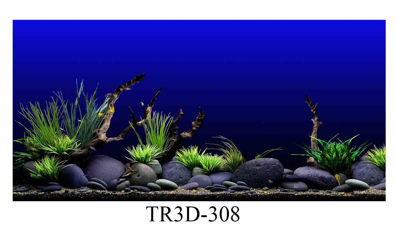 308 - Những kiểu tranh dán tường 3D cực độc đáo
