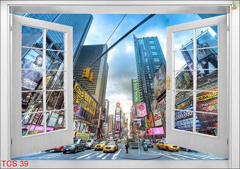 TCS 39 - Thế giới qua ô cửa sổ của nhà bạn