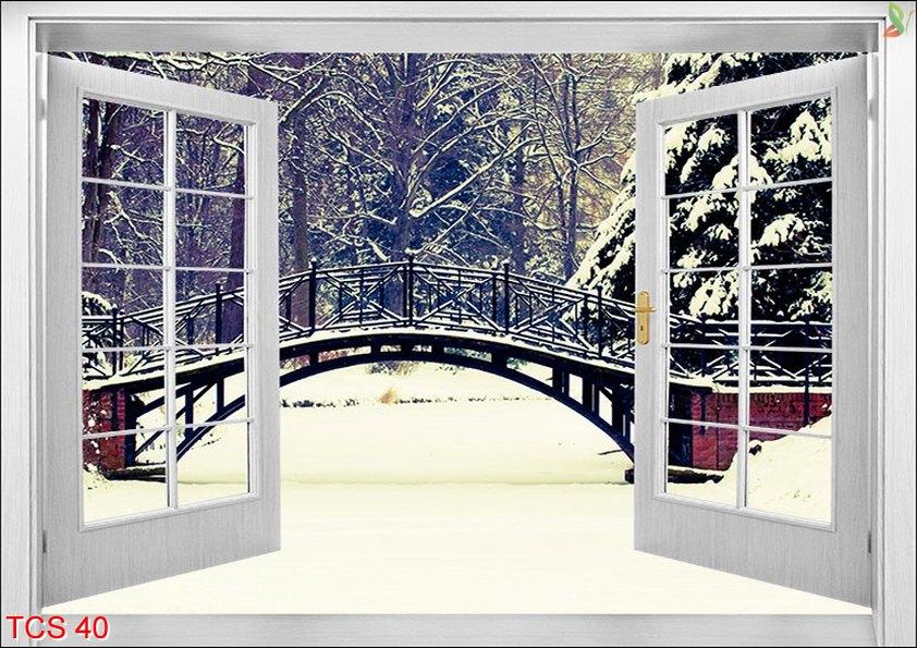 TCS 40 - Thế giới qua ô cửa sổ của nhà bạn
