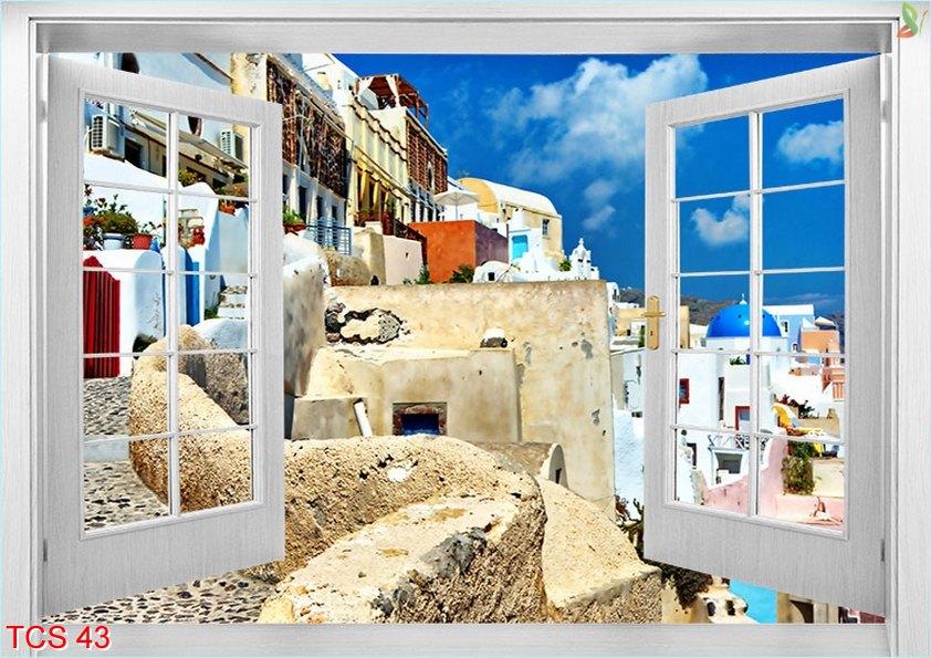 TCS 43 - Thế giới qua ô cửa sổ của nhà bạn