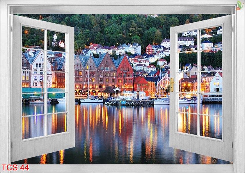 TCS 44 - Thế giới qua ô cửa sổ của nhà bạn