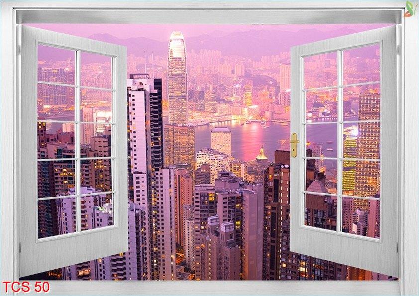 TCS 50 - Thế giới qua ô cửa sổ của nhà bạn
