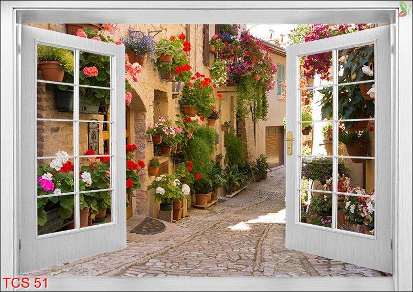 TCS 51 - Thế giới qua ô cửa sổ của nhà bạn
