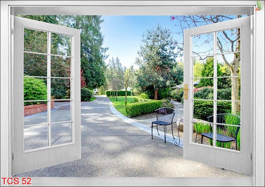 TCS 52 - Thế giới qua ô cửa sổ của nhà bạn