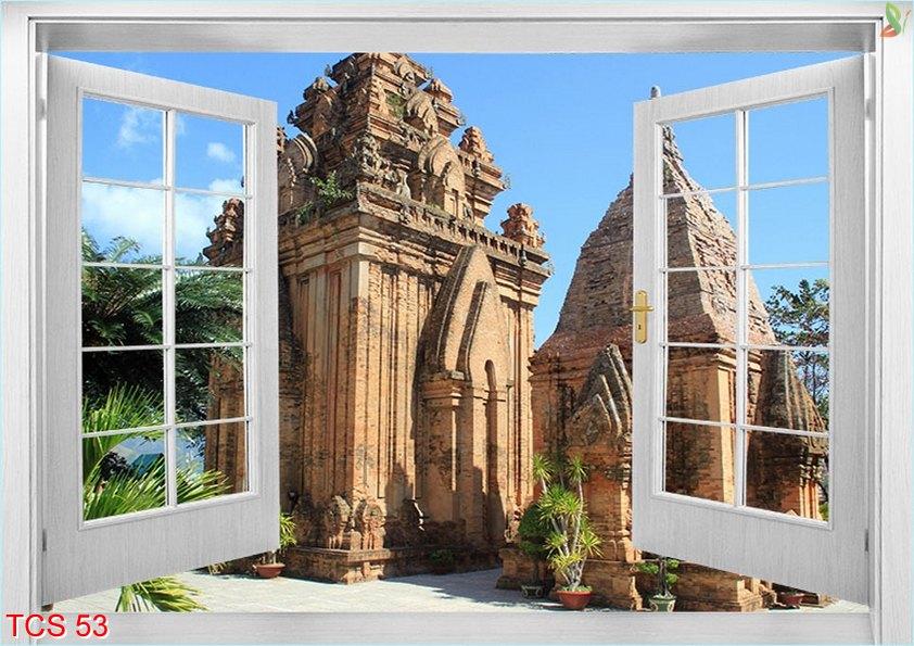 TCS 53 - Thế giới qua ô cửa sổ của nhà bạn