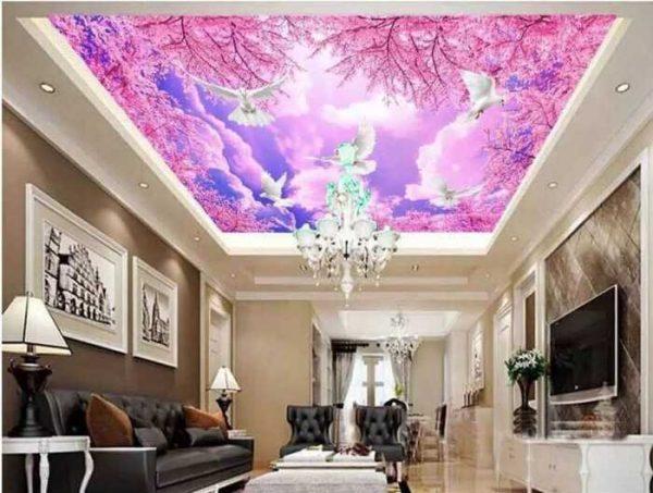 tran xuyen sang 1 e1553247710264 - Trần xuyên sáng phòng khách điểm nhấn rực rỡ cho ngôi nhà của bạn