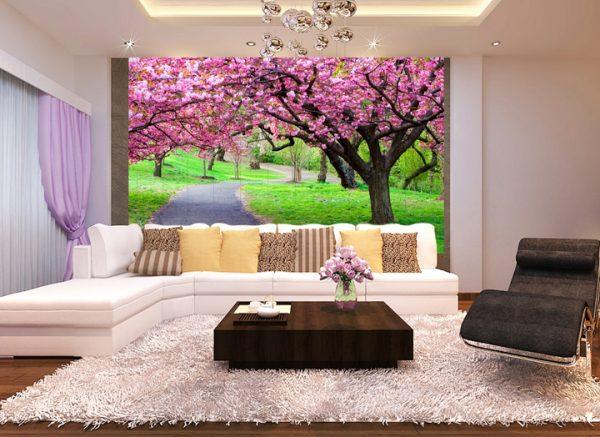 tranh 1 2 e1552401920578 - Tranh gạch kính loại hình trang trí nhà cửa đang chiếm lĩnh thị trường hiện nay.