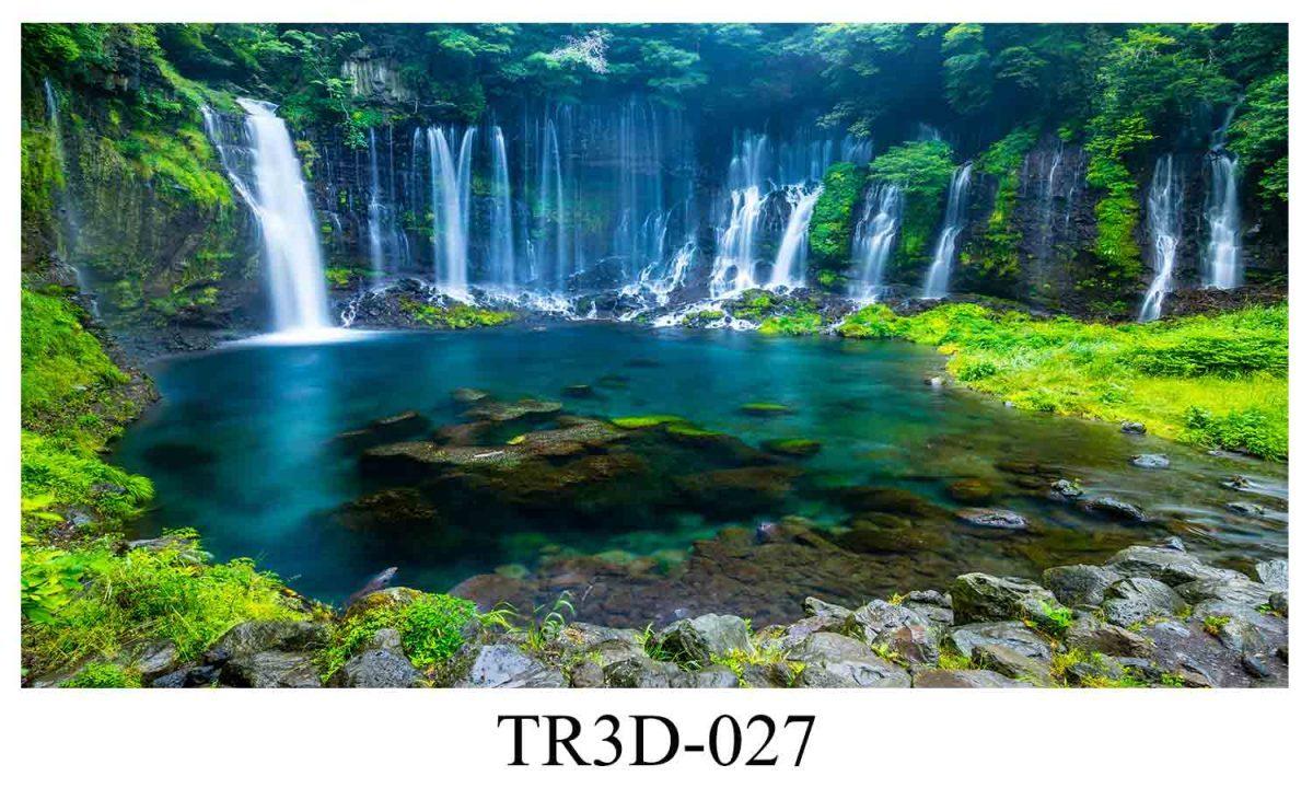 tranh gạch 3d 4 1200x720 - Tranh gạch 3d mang cả thiên nhiên vào không gian nhà bạn