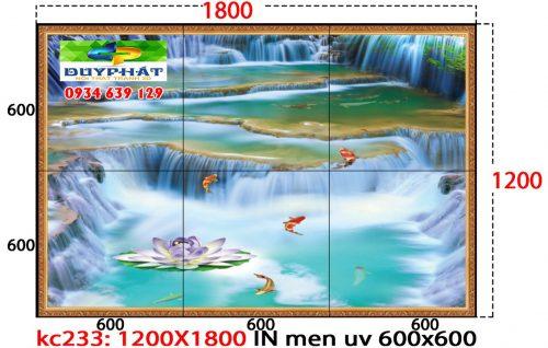 tranh kính 1 500x318 - Nghệ thuật nổi bật cho phòng khách nhờ trang trí bằng tranh kính