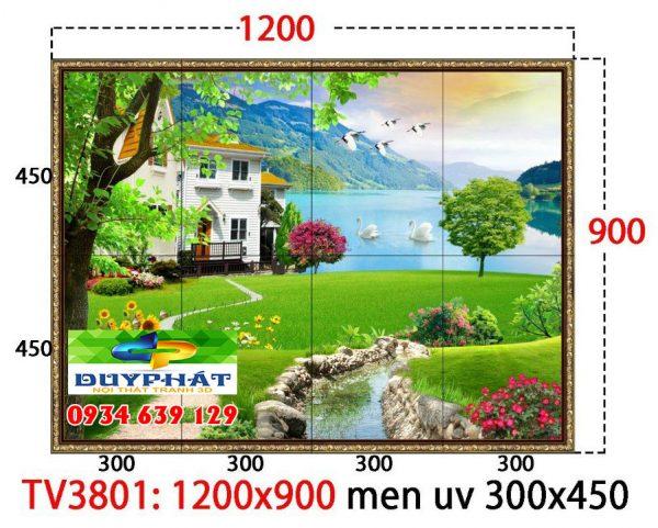 tranh kính 14 e1553508460259 - Tranh kính và những bí quyết trang trí nội thất cho ngôi nhà
