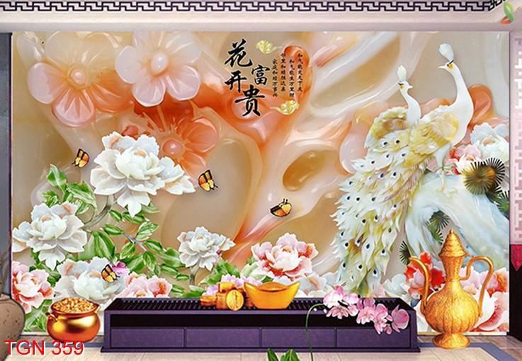 Tranh 8d dan tuong dep - Tranh 8d dán tường đẹp tại Tranh Dán Tường 3D Duy Phát