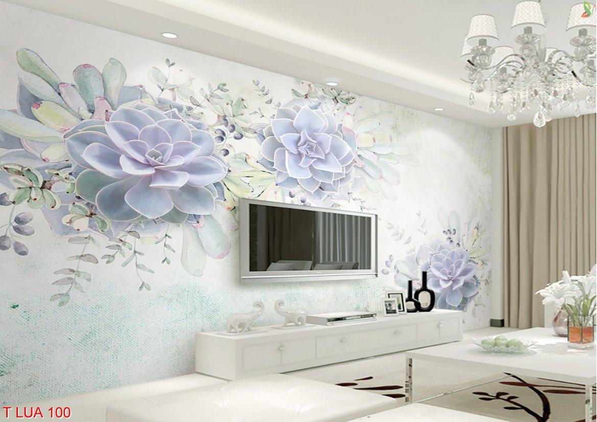 Tranh 8d dan tuong dep 1 - Tranh 8d dán tường đẹp tại Tranh Dán Tường 3D Duy Phát