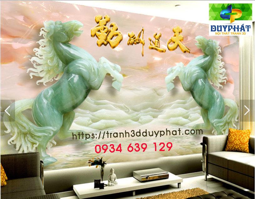 Tranh 8d dan tuong dep 2 1 - Tranh 8d dán tường đẹp tại Tranh Dán Tường 3D Duy Phát
