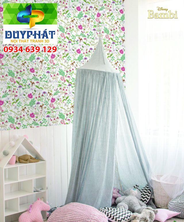 giấy dán tường phòng ngủ của tranh 3 duy phát