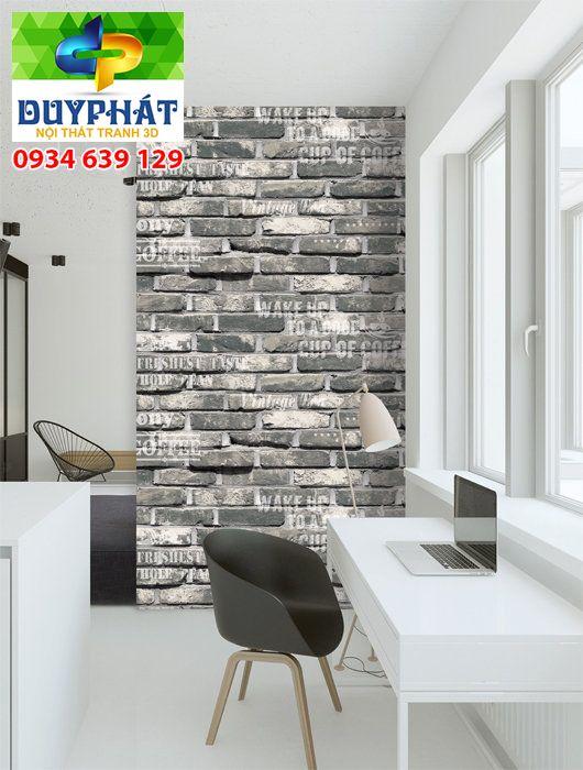Giấy dán tường spa GDTSPA032 ấn tượng