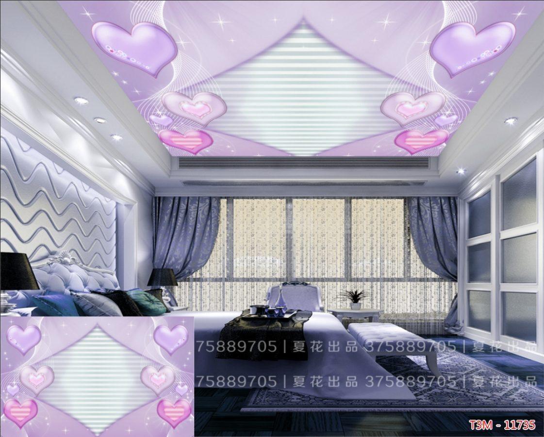trần xuyên sáng 3 1 1121x900 - Không gian như sống dậy với thiết kế trần xuyên sáng độc, lạ tại Tphcm