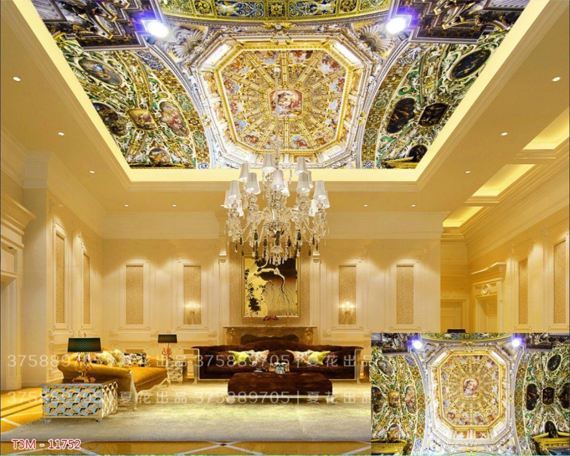 trần xuyên sáng 3 2 1123x900 - Trần xuyên sáng nổi bật khi lắp đặt tại sảnh khách sạn