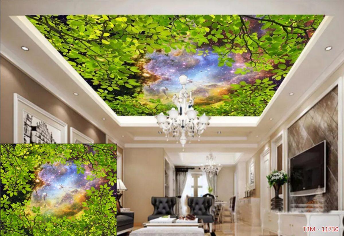 trần xuyên sáng 6 1200x824 - Trần xuyên sáng – một thiết kế đặc biệt cho ngôi nhà bạn