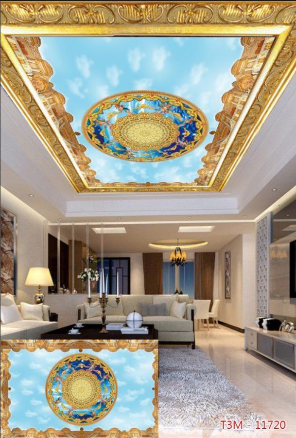trần xuyên sáng 8 609x900 - Trần xuyên sáng – một thiết kế đặc biệt cho ngôi nhà bạn