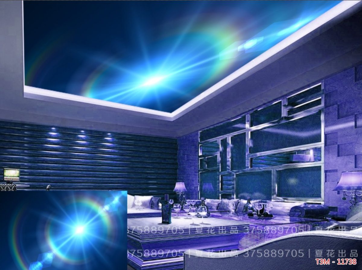 tran xuyen sang 1 1200x894 - Trần xuyên sáng – không gian mới cho phòng ngủ