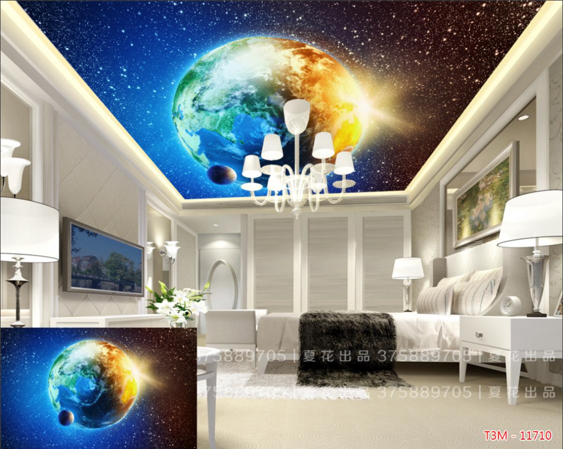 tran xuyen sang 2 1129x900 - Trần xuyên sáng – không gian mới cho phòng ngủ