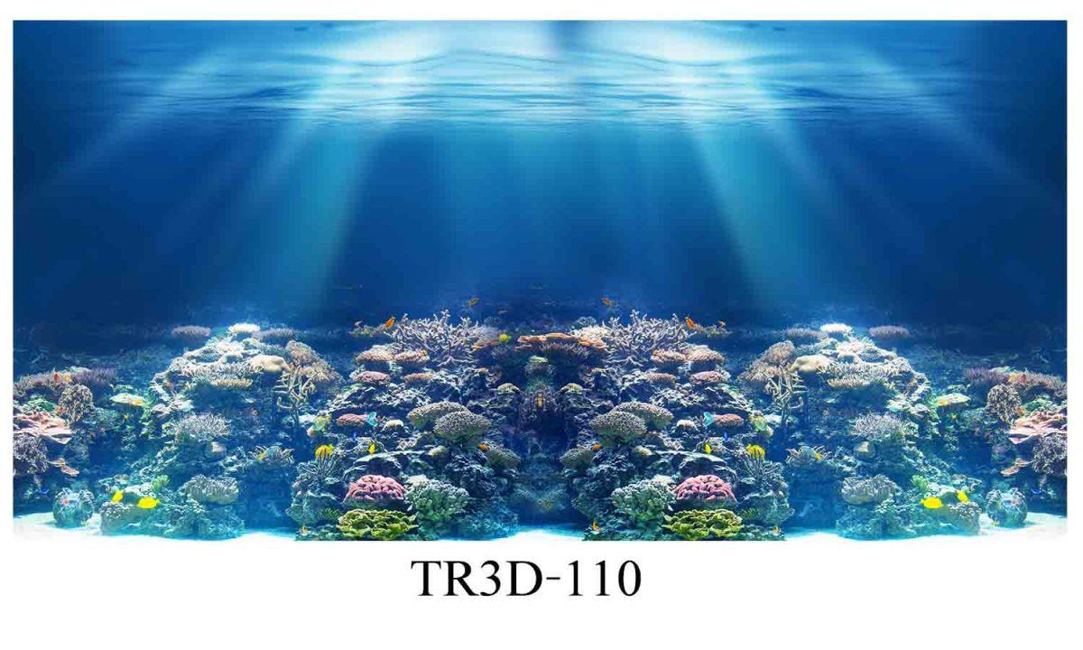 tranh 3d hồ cá 2 1200x720 - Tranh 3d hồ cá và ý nghĩa phong thủy mà nó mang lại.
