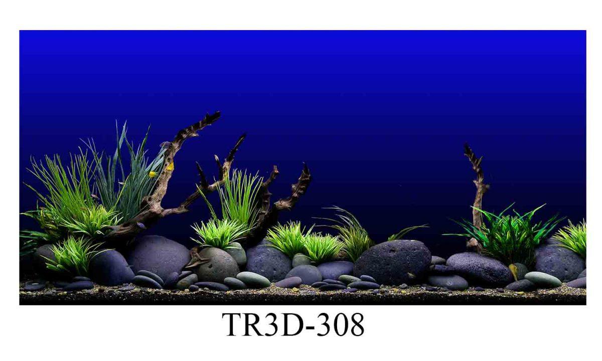 tranh 3d hồ cá 3 1200x720 - Tranh 3d hồ cá và ý nghĩa phong thủy mà nó mang lại.