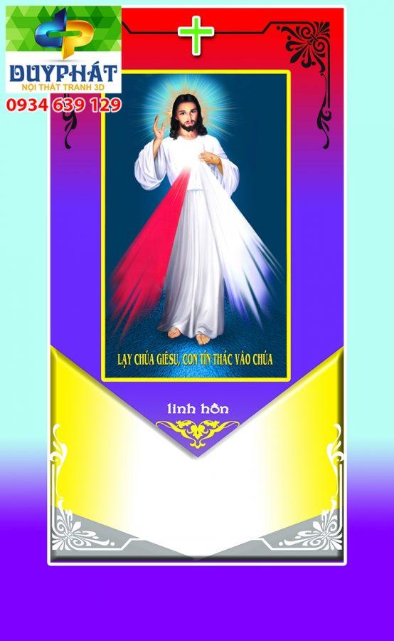 Tranh công giáo TCG005 đẹp