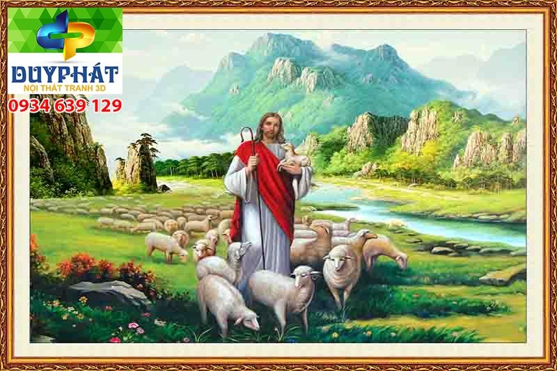 Tranh công giáo TCG006 đẹp