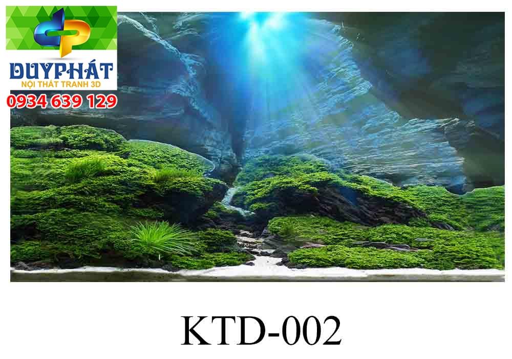 Tranh hồ cá THC313 đẹp cho nhà bạn